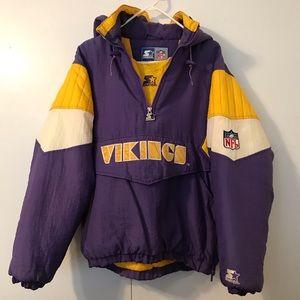 Minnesota Vikings NFL Starter Jacket